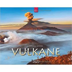 Kalendarz Wulkany Volcanoes 2020 Calendar Historyczne
