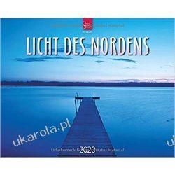 Kalendarz Światło Północy 2020 Light of the North Calendar