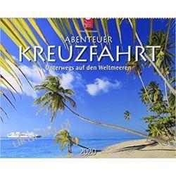 Kalendarz Rejs Adventure Cruise 2020 Calendar Lotnictwo