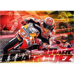 Kalendarz Marc Marquez 2020 Calendar - MotoGP Merchandise Historyczne