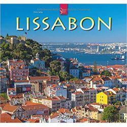 Kalendarz Lisbon 2020 Lizbona Calendar Pozostałe