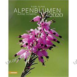 Kalendarz Alpejskie Kwiaty 2020 Alpine Flowers Calendar Aktorzy i artyści