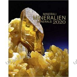 Kalendarz Minerały 2020 Minerals Calendar
