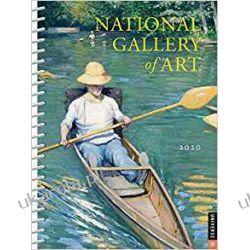 Kalendarz książkowy National Gallery of Art 2020 Diary Planner Kalendarze ścienne