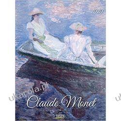 Kalendarz Claude Monet 2020 Calendar