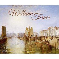 Kalendarz William Turner 2020 Calendar Cały świat
