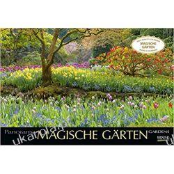 Kalendarz Magic Gardens 2020 Calendar Ogrody Pozostałe