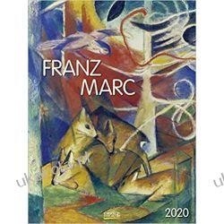 Kalendarz Sztuka Malarstwo Franz Marc 2020 Art Calendar