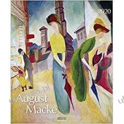 Kalendarz Art August Macke 2020 Calendar Pozostałe