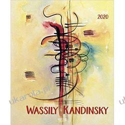 Kalendarz Wassily Kandinsky 2020 Calendar Europa z Rosją
