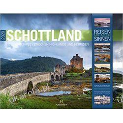 Kalendarz Szkocja 2020 Scotland Calendar Kalendarze ścienne