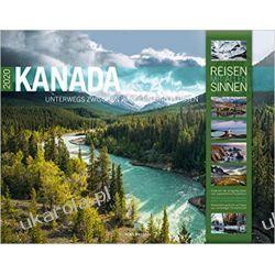 Kalendarz Kanada 2020 Calendar Kalendarze ścienne