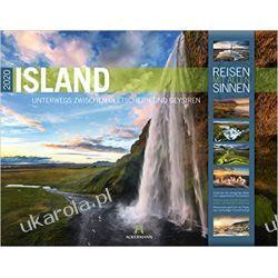 Kalendarz Islandia 2020 Iceland Calendar  Piłka nożna