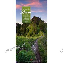 Kalendarz Góry In the spell of the mountains Calendar 2020