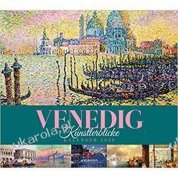 Kalendarz Wenecja Venice - artist looks 2020 Calendar