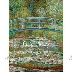 Kalendarz Claude Monet - Water and Light 2020 Calendar Pozostałe