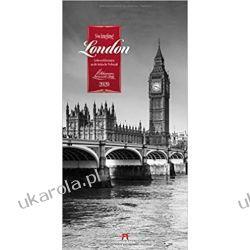 Kalendarz Londyn Swinging London 2020 Calendar