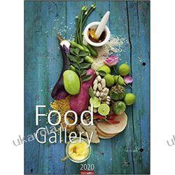 Kalendarz Food Gallery 2020 Calendar Kalendarze książkowe