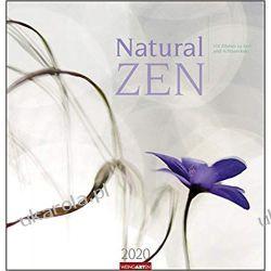 Kalendarz Natural Zen Calendar 2020 Kalendarze ścienne