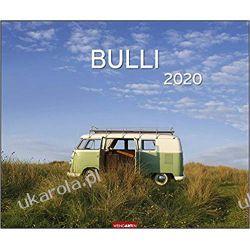 Kalendarz Samochody Bulli 2020 Calendar Zagraniczne