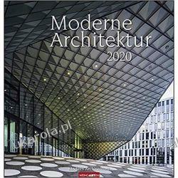 Kalendarz Architektura Modern architecture 2020 Calendar