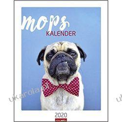 Kalendarz Mops 2020 Calendar