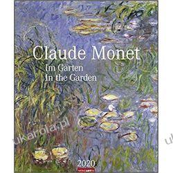 Kalendarz Claude Monet In The Garden 2020 Calendar Pozostałe