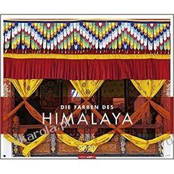 Kalendarz Himalaje The colors of the Himalayas 2020 Calendar Kalendarze ścienne