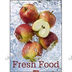 Kalendarz Fresh Food 2020 Calendar Pozostałe