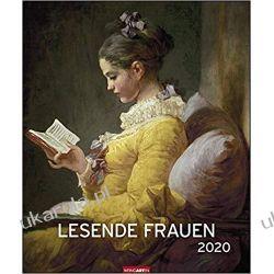 Kalendarz Kobiety Sztuka Reading women 2020 Art Calendar Kalendarze ścienne