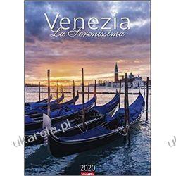 Kalendarz Wenecja Włochy 2020 Venice Calendar
