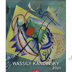 Kalendarz Wassily Kandinsky 2020 Calendar