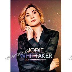 Kalendarz Jodie Whittaker 2020 Calendar - Doctor Who - Gifts Rock\'n\'roll