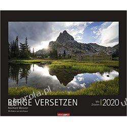 Kalendarz Góry Mountains 2020 Calendar