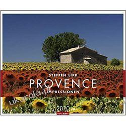 Kalendarz Prowansja 2020 Provence Impressions Calendar Pozostałe
