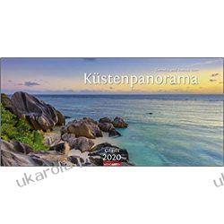 Kalendarz Panorama wybrzeża 2020 Coast Panorama Calendar Pozostałe