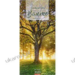 Kalendarz Drzewa The power of the trees 2020 Calendar