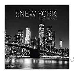 Kalendarz Nowy Jork New York 2020 Calendar Zagraniczne