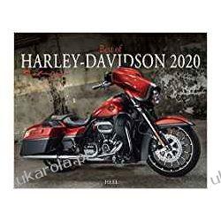 Kalendarz Best of Harley Davidson 2020 Calendar Kalendarze ścienne