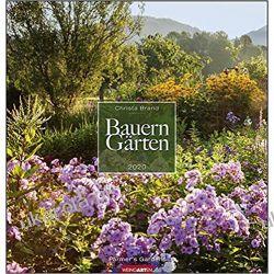 Kalendarz Wiejskie Ogrody Cottage Gardens 2020 Calendar Kalendarze ścienne