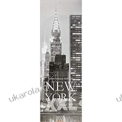 Kalendarz Nowy Jork New York XXL 2020 Calendar