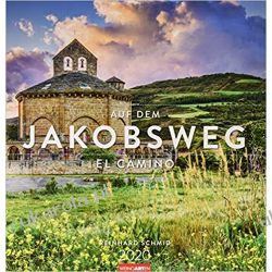 Kalendarz Droga Św. Jakuba On the Way of St. James 2020 Calendar Marynarka Wojenna