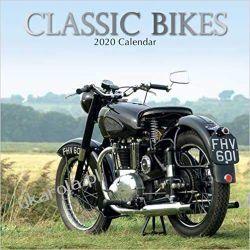 Kalendarz Classic Bikes 2020 Calendar Motocykle Pozostałe