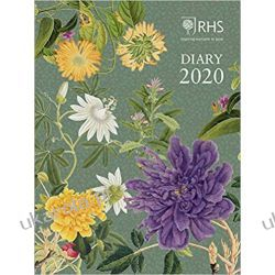 Kalendarz książkowy Royal Horticultural Society Pocket Diary 2020