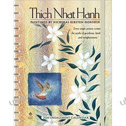 Kalendarz książkowy Thich Nhat Hanh 2020 Datebook Calendar