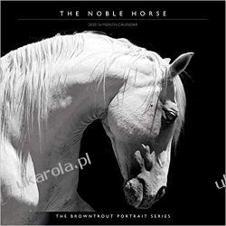 Kalendarz Konie The Noble Horse 2020 Square Wall Calendar