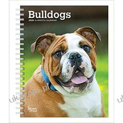 Kalendarz Bulldogs 2020 Diary  Pozostałe
