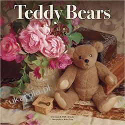 Kalendarz Misie Teddy Bears 2020 Square Wall Calendar