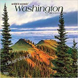 Kalendarz Wild & Scenic Washington 2020 Calendar Marynarka Wojenna