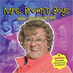 Kalendarz Mrs Brown's Boys 2020 Calendar